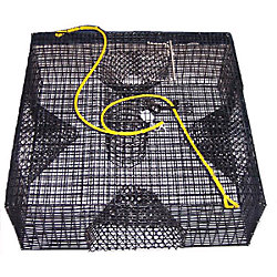 PUGET SOUND SHRIMP TRAP MESH 1/2X1