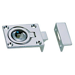 CHR ZINC FLUSH RING CATCH