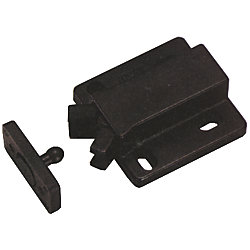 SAFE PUSH LATCH BLACK