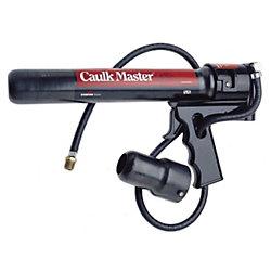 AIR POWERED CAULKING GUN W/10FT HOSE