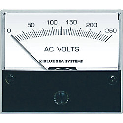 0-250V AC ANALOG VOLTMETER