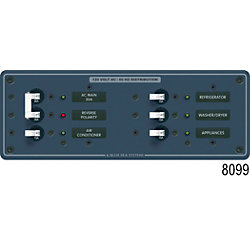 120V A SERIES PANEL MAIN 4 POS