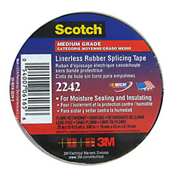 electrical tape rubber