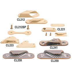 CLAMCLEAT CL221 DINGHY LEECH LINE