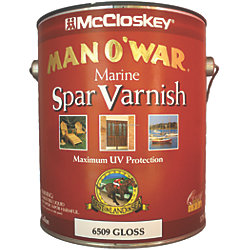 QT. MAN O WAR GLOSS SPAR VARNISH