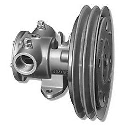 24V 62GPM CLUTCH PUMP 1-1/4IN 2A PULLEY