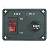 Bilge Pump Panel Switches