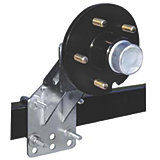 Spare Tire Carriers & Brackets