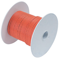 12 ORG TINNED COPPER WIRE (100FT)