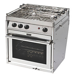 3 Burner Galley Gas Ranges