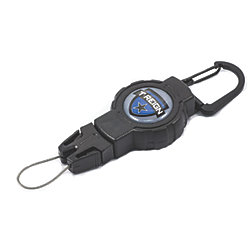 No Longer Available: Xtreme Duty Retractable Gear Tether - Large