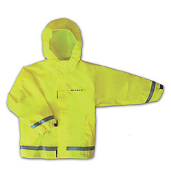 Gage Junior Weather Watch Hooded Jacket