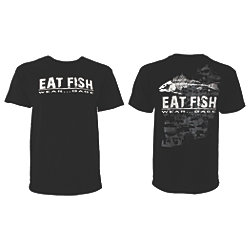 Eat Fish Wear Gage T-Shirt