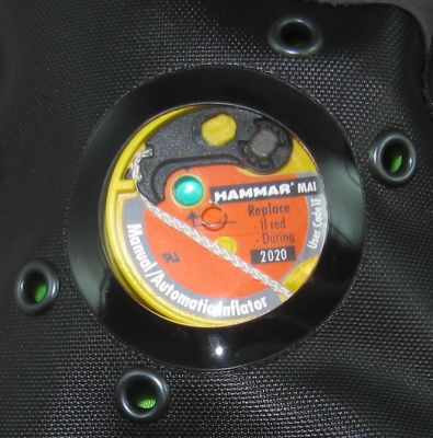 HIT Re-Arm Indicator Showing Green