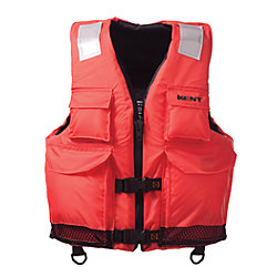 1502 Elite Dual-Sized Commercial Vest