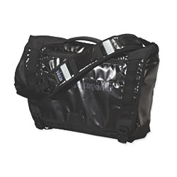 Discontinued: Black Hole Messenger Bag