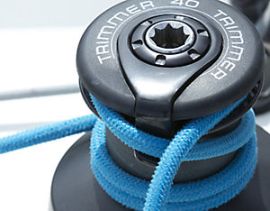 The Trimmer Winch from Pontos