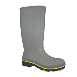 GREY PRO BOOT TDC STEEL TOE  8